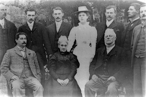 Gregory Family of Tideswell