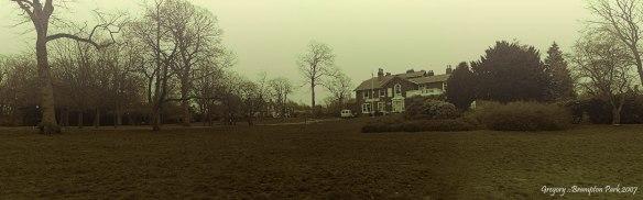West Brampton Park - Newcastle Under Lyme