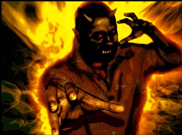 The DEVIL in me...