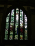 Stained Glass at Little Moreton Hall