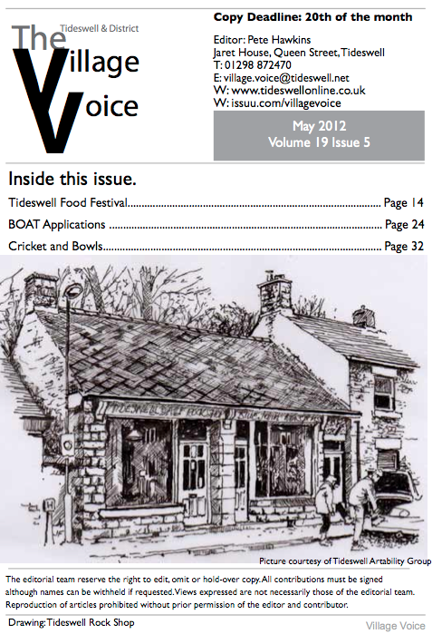 Tideswell - Village Voice
