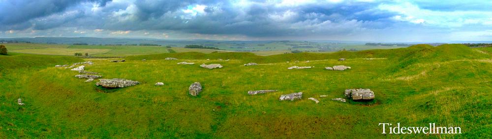 Arbour Low Stone Circle