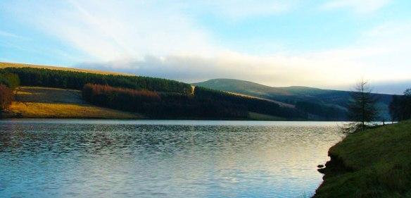 Errwood Reservoir