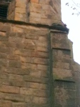 Stone Cat On Tideswell Church