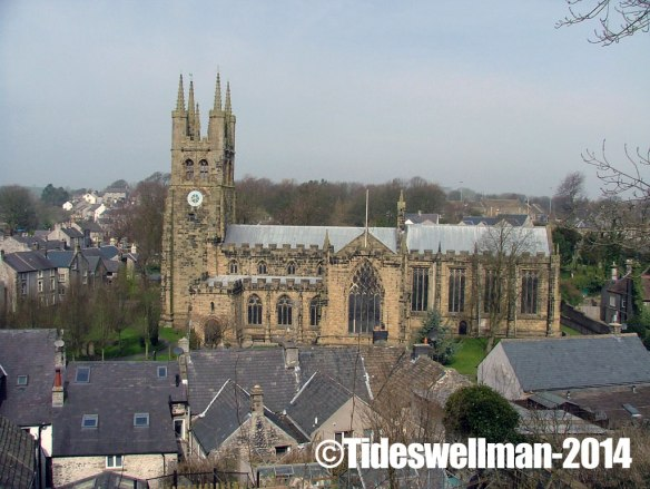 Tideswell Church -Cathedral of the Peak