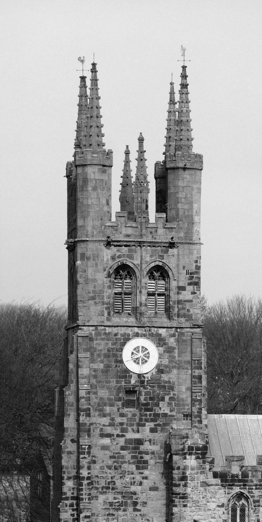 Tideswell Church Tower