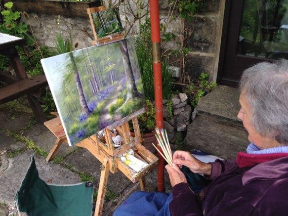 Maureen Capewell  - Artist
