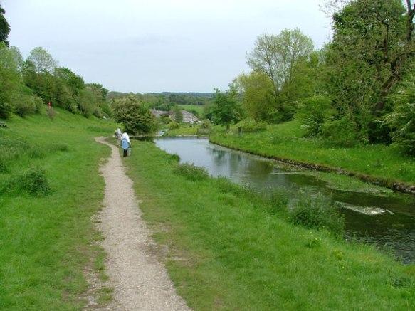 River Bradford - Yourlgrave