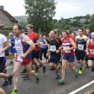 Hathersage Gala Fell Race 2014