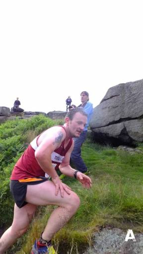 Hathersage Gala Fell Race 2014