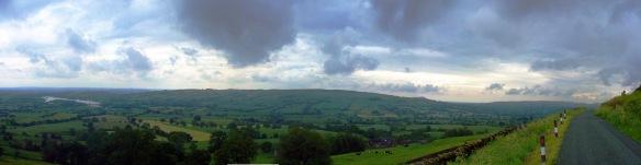Staffordshire / Cheshire Borders