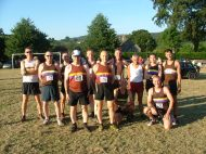 Runners from Dark Peak RC