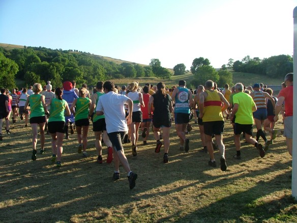Stoney Fell Race Starts