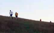Fell Race, last hill