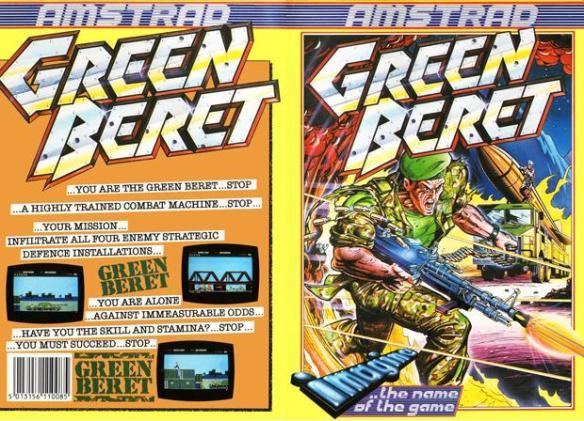 Green Beret Game