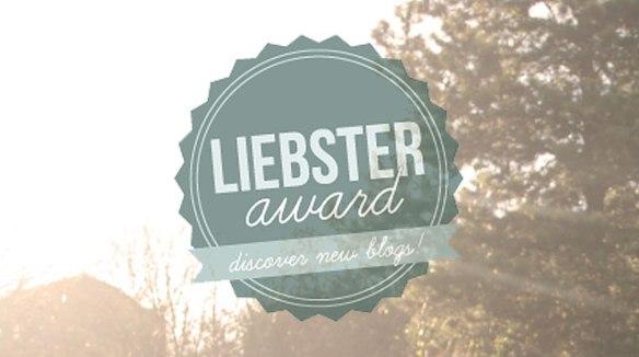 Liebster Award - Tideswellman