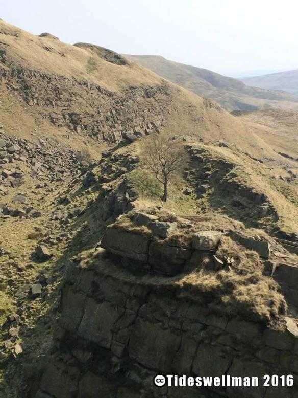 Alport Castles Walk