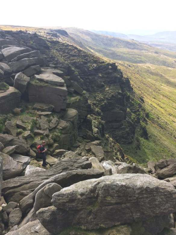 Dean Read exploring kinder downfall